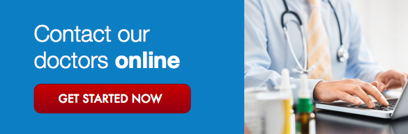 CONTACT YOUR GP ONLINE